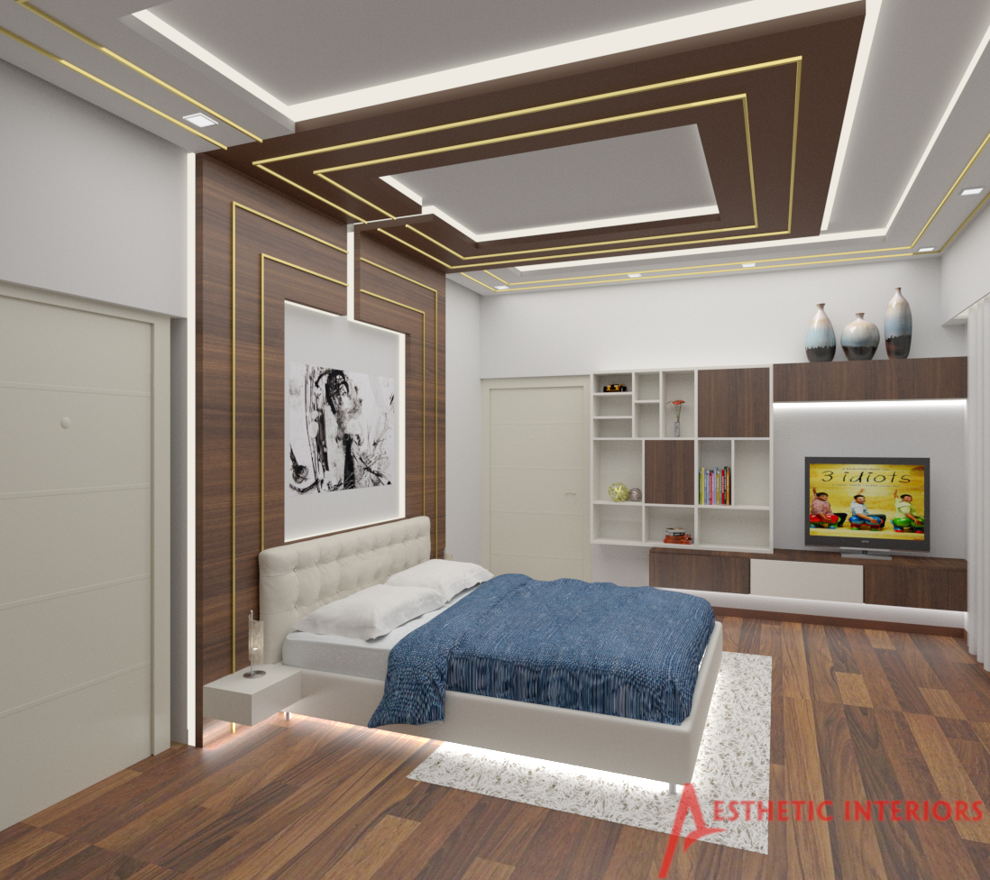 1st Floor Bed Room 001 Aesthetic Interiors